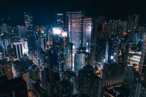 Rooftop Living in Hong Kong