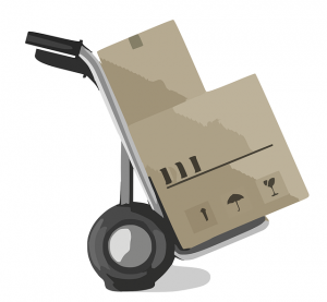-illustration of moving the boxes