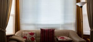 Window blinds are a new home essentials to buy before moving in