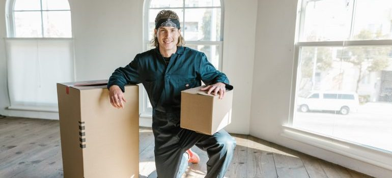 A pro packer - moving out of your parents' home