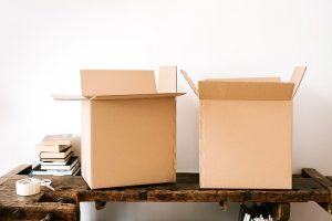 boxes - pack in a hurry