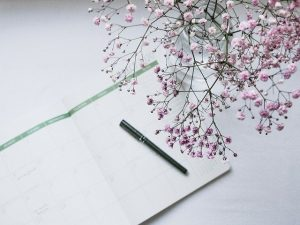 a planner on desk - last-minute move in Hong Kong
