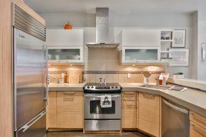 bright big kitchen